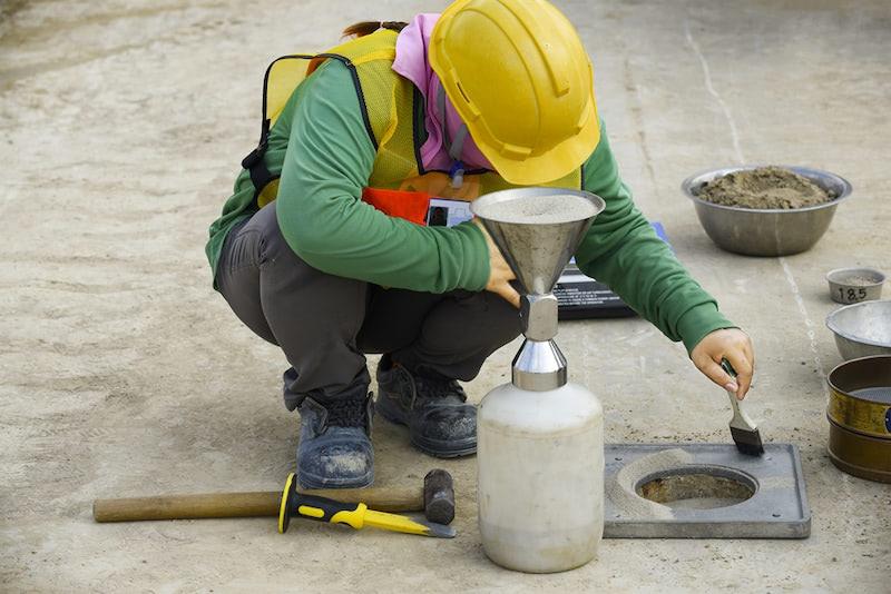 αναγνωρισμένα Εργαστήρια εδαφομηχανικής εδαφομηχανική ς εργαστήρια ποιοτικού ελέγχου έλεγχος υφιστάμενων κατασκευών ποιοτικός έλεγχος δομικών υλικών